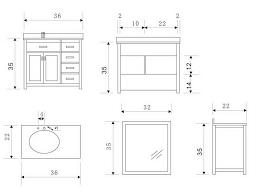 bathroom mirrors standard bathroom mirror dimensions home design