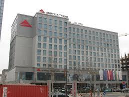 austria trend hotel in ljubljana slovenia
