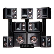 fresh surround sound home theater system room design plan gallery