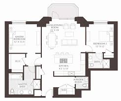 panorama towers floor plans chicago real estate for every lifestyle lincoln park 2520 mr