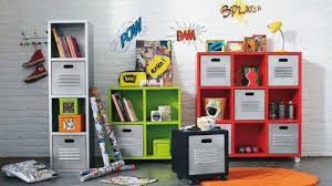 rangement chambre d enfant commode meuble bas de rangement à tiroirs côté maison