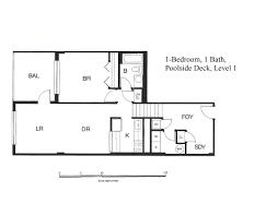 2 bedroom 1 bath floor plans unit floor plans