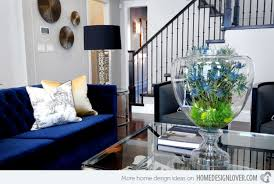 Blue Accent Chairs For Living Room Home Design By John - Blue accent chairs for living room