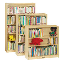 jonti craft short bookcase rta