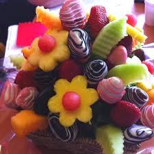 dipped fruit baskets 121 best fruit bouquet images on fruit arrangements