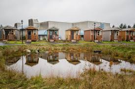 Tiny Homes In Oregon by Are Tiny Houses Legal Yes Sort Of Clothesline Tiny Homes