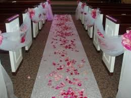 Wedding Pew Decorations 16 Best Church Wedding Decoration Ideas Images On Pinterest