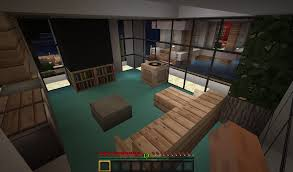 minecraft modern kitchen ideas modern living room minecraft interior design