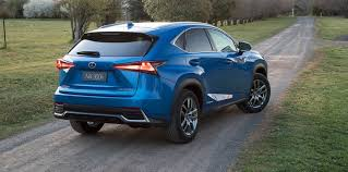 2018 lexus nx pricing and specs road and tracks
