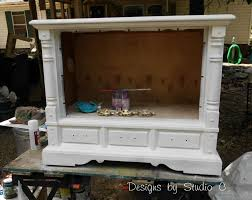 25 Unique Painted Tv Trays by Best 25 Tv Cabinet Redo Ideas On Pinterest Painted
