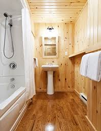 Bathroom Wood Floors - design ideas for bathroom walls