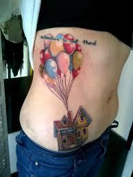 disney tattoos disney every day