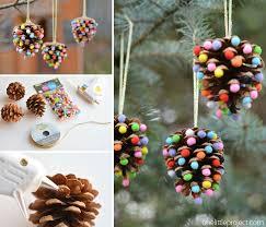tea light snowman ornaments pinecone ornament and easy