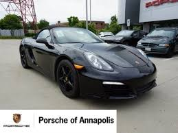 porsche boxster dealers and used porsche dealer annapolis maryland