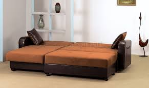 popular of brown sleeper sofa great home design ideas with fabric