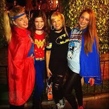 Halloween Costumes Superheros Group Halloween Costumes Favorite Celebrities Rocked 6