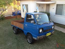 suzuki carry truck carry ute mini truck show car unfinished project in marrickville nsw