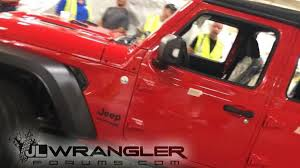 jeep wrangler pickup spotted testing jeep wrangler car news and reviews autoweek
