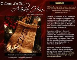 holy devotion god with us advent devotion advent christmas devotion