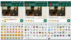 new emoji update for android whatsapp gets new emojis with update update