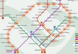 Botanic Garden Mrt Circle Line Map Singapore Mrt