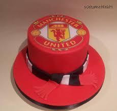 manchester united birthday cake 6