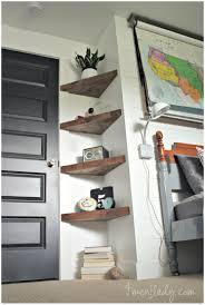 decorating shelves in bedroom bedroom wall shelf ideas makipera