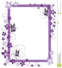frame butterflies flowers royalty free stock image image 34776496
