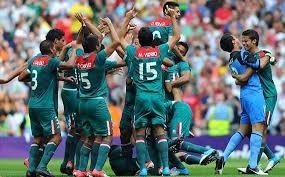 Meksiko Rebut Medali Emas di Olimpiade 2012