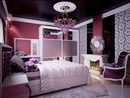 purple shade bedroom minimalist ideas in decorating girls teen room with white