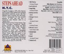 photo albums nyc steps ahead n y c