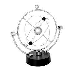 pendule de bureau 1 pièce cinétique mobile voie lactée gadgets mouvement