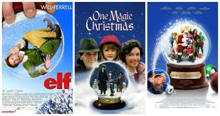 7 signs hollywood is running out of christmas movie poster ideas