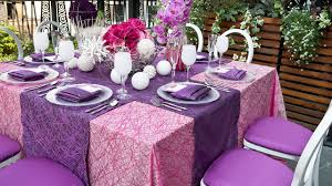 table cloth rentals rent our fuchsia pascal fabulous events 877 200 2424