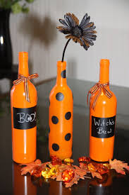 Milk Jug Crafts Halloween by 140 Best Winebottle Crafts And Lights Images On Pinterest Crafts
