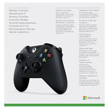 xbox one controller black friday xbox one black wireless controller walmart com