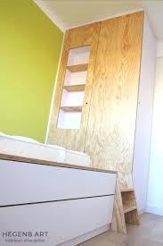 meuble chambre sur mesure design d intérieur meuble de chambre design lit enfant sur mesure