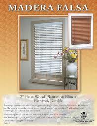 Home Decorators Collection Premium Faux Wood Blinds White Valance Faux Wood Blinds Blinds The Home Depot