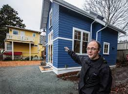 backyard cottage big interest in little backyard houses will seattle ease the