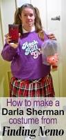 how to make a darla costume from finding nemo for halloween amy