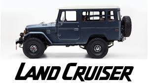 icon fj43 1984 toyota land cruiser fj43 restoration youtube