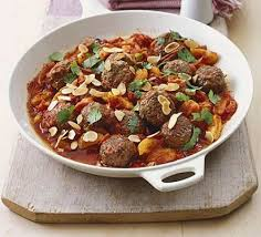 speedy moroccan meatballs recipe food