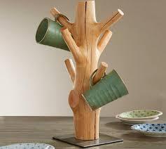 Tree Mug Tree Branch Coffee Mug Holder