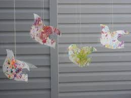 printable wax paper wax paper window birds these sun catchers are made with melted