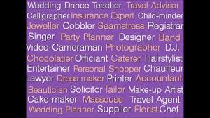 Beautician Jobs My Friend Does That Wedding Skills And Jobs Youtube
