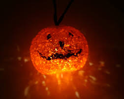 amazon com halloween solar string lights glowing orange jack o