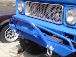affordable prerunner winch front bumper international scout 80