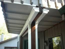 decks under deck soffit underdeck ceiling waterproof patio roof