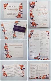 purple and orange wedding flowers orange u0026 dark purple flower