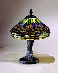 Tiffany Table Lamp Shades Dale Tiffany Dragonfly Table Lamp U2013 Thelt Co